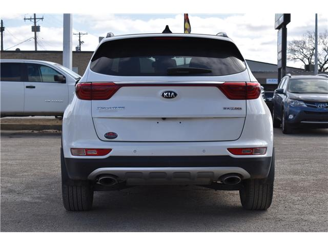 2018 Kia Sportage SX Turbo (Stk: pp409) in Saskatoon - Image 4 of 24