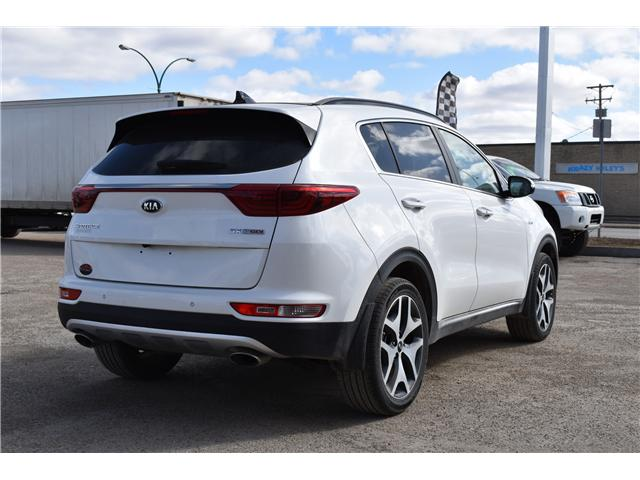 2018 Kia Sportage SX Turbo (Stk: pp409) in Saskatoon - Image 5 of 24