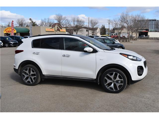 2018 Kia Sportage SX Turbo (Stk: pp409) in Saskatoon - Image 6 of 24