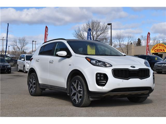 2018 Kia Sportage SX Turbo (Stk: pp409) in Saskatoon - Image 7 of 24
