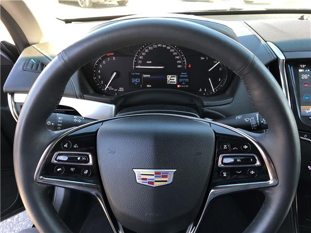 2017 Cadillac ATS 2.0L Turbo Luxury (Stk: 17-194697) in Abbotsford - Image 10 of 14