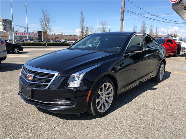 2017 Cadillac ATS 2.0L Turbo Luxury (Stk: 17-194697) in Abbotsford - Image 3 of 14