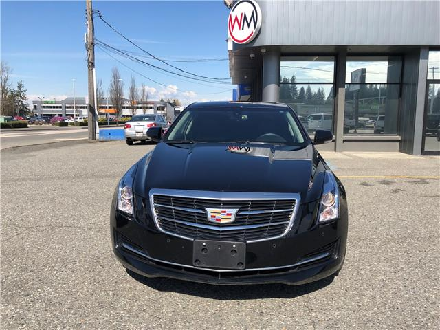 2017 Cadillac ATS 2.0L Turbo Luxury (Stk: 17-194697) in Abbotsford - Image 2 of 14