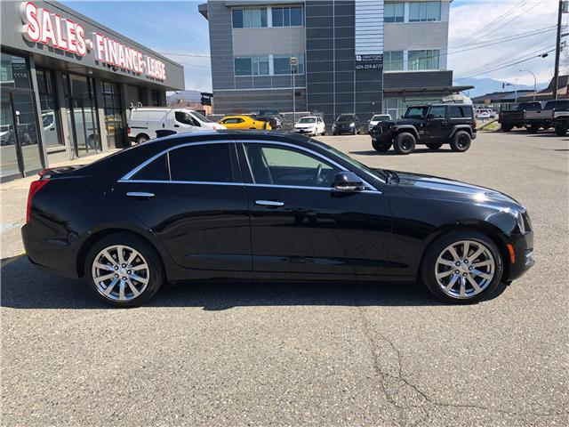 2017 Cadillac ATS 2.0L Turbo Luxury (Stk: 17-194697) in Abbotsford - Image 5 of 14