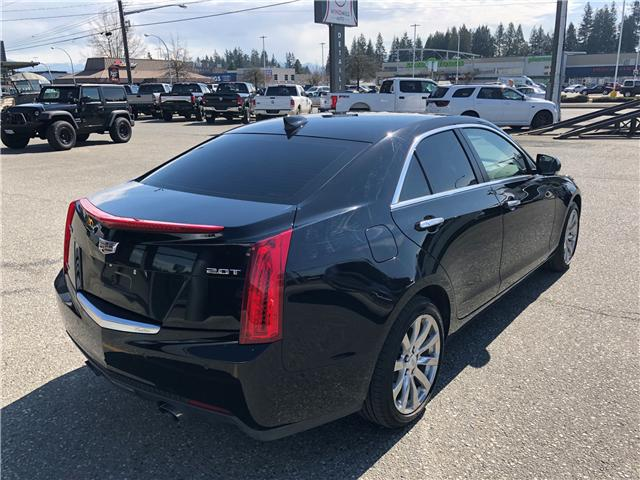 2017 Cadillac ATS 2.0L Turbo Luxury (Stk: 17-194697) in Abbotsford - Image 6 of 14