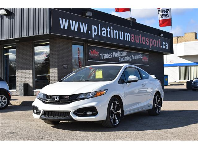 2015 Honda Civic Si (Stk: pp413) in Saskatoon - Image 1 of 23