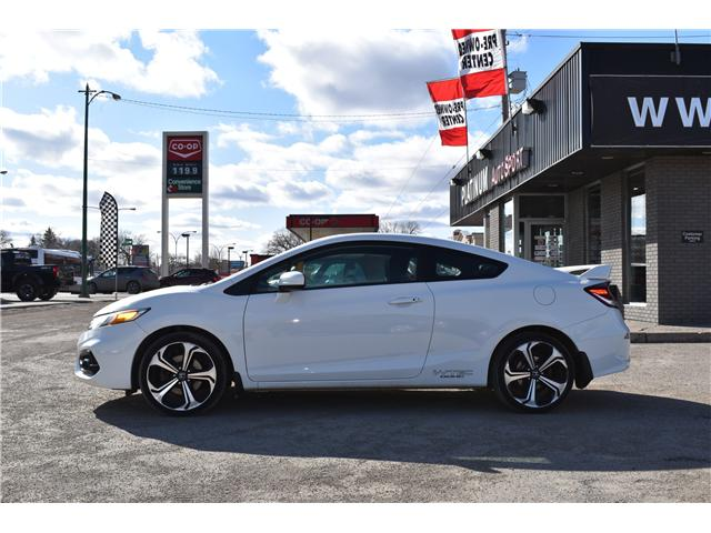 2015 Honda Civic Si (Stk: pp413) in Saskatoon - Image 2 of 23