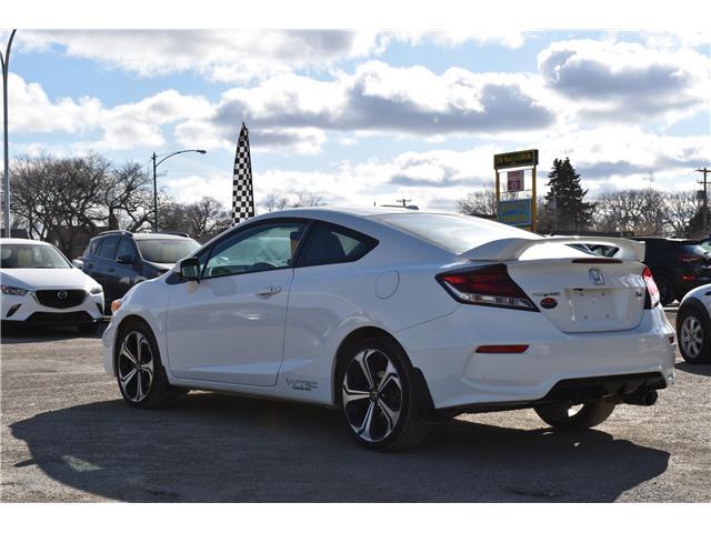 2015 Honda Civic Si (Stk: pp413) in Saskatoon - Image 3 of 23