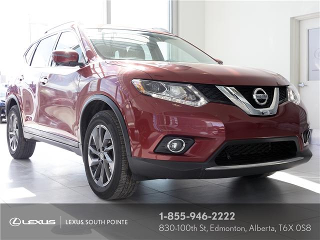 2016 Nissan Rogue SL Premium (Stk: L900470A) in Edmonton - Image 1 of 20