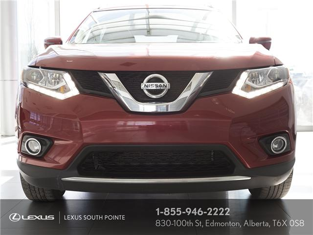 2016 Nissan Rogue SL Premium (Stk: L900470A) in Edmonton - Image 2 of 20