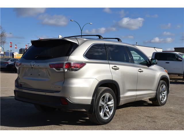2014 Toyota Highlander Limited (Stk: pp412) in Saskatoon - Image 5 of 28