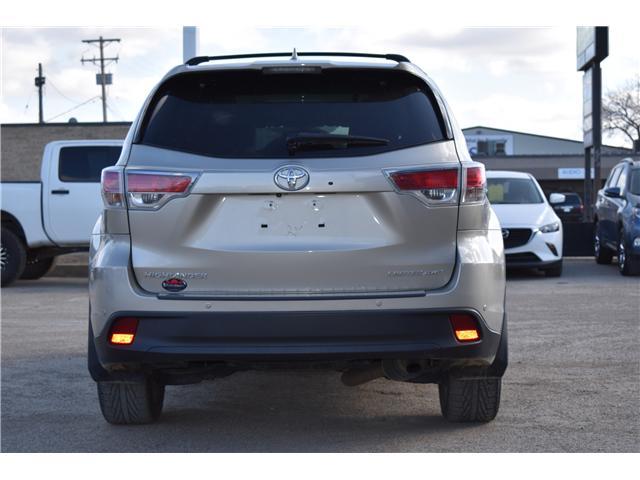 2014 Toyota Highlander Limited (Stk: pp412) in Saskatoon - Image 4 of 28
