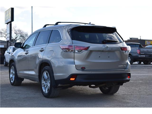 2014 Toyota Highlander Limited (Stk: pp412) in Saskatoon - Image 3 of 28