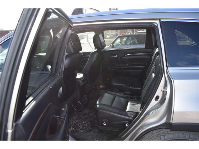 2014 Toyota Highlander Limited (Stk: pp412) in Saskatoon - Image 15 of 28