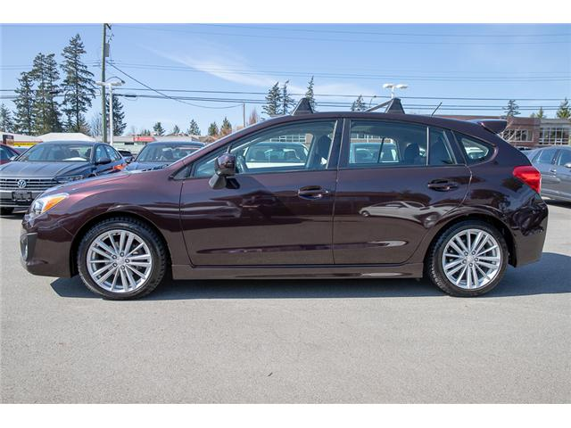2012 Subaru Impreza 2.0i Limited Package (Stk: JT192188A) in Surrey - Image 4 of 30
