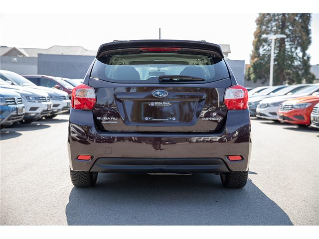2012 Subaru Impreza 2.0i Limited Package (Stk: JT192188A) in Surrey - Image 6 of 30