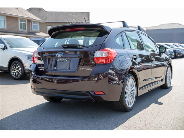 2012 Subaru Impreza 2.0i Limited Package (Stk: JT192188A) in Surrey - Image 7 of 30