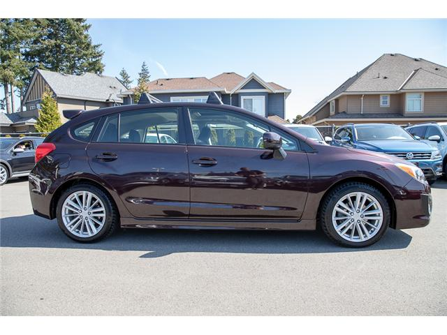 2012 Subaru Impreza 2.0i Limited Package (Stk: JT192188A) in Surrey - Image 8 of 30