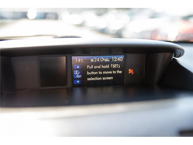 2012 Subaru Impreza 2.0i Limited Package (Stk: JT192188A) in Surrey - Image 26 of 30