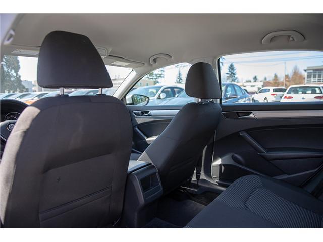 2018 Volkswagen Passat 2.0 TSI Trendline+ (Stk: VW0817) in Surrey - Image 14 of 29