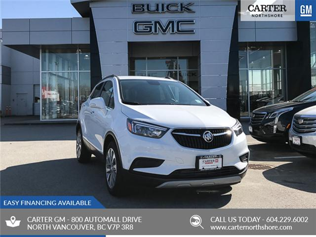 2019 Buick Encore Preferred (Stk: 9K64730) in North Vancouver - Image 1 of 13
