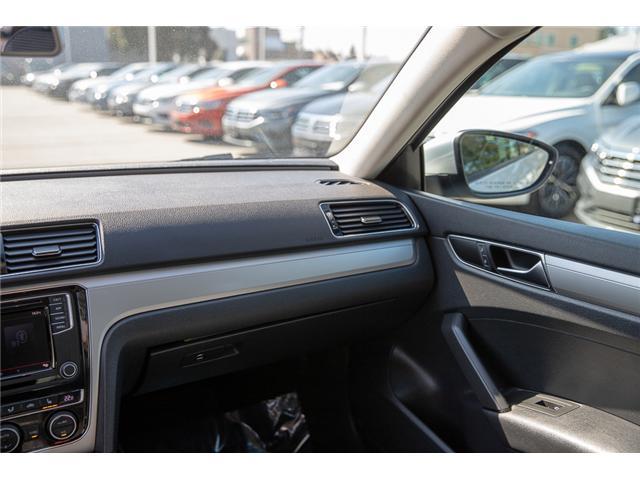 2018 Volkswagen Passat 2.0 TSI Trendline+ (Stk: VW0817) in Surrey - Image 17 of 29