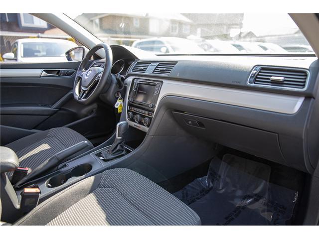 2018 Volkswagen Passat 2.0 TSI Trendline+ (Stk: VW0817) in Surrey - Image 19 of 29