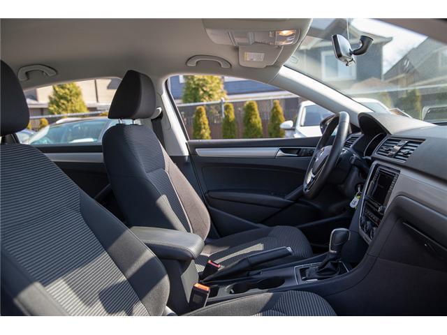 2018 Volkswagen Passat 2.0 TSI Trendline+ (Stk: VW0817) in Surrey - Image 20 of 29