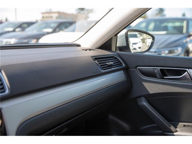 2018 Volkswagen Passat 2.0 TSI Trendline+ (Stk: VW0817) in Surrey - Image 28 of 29