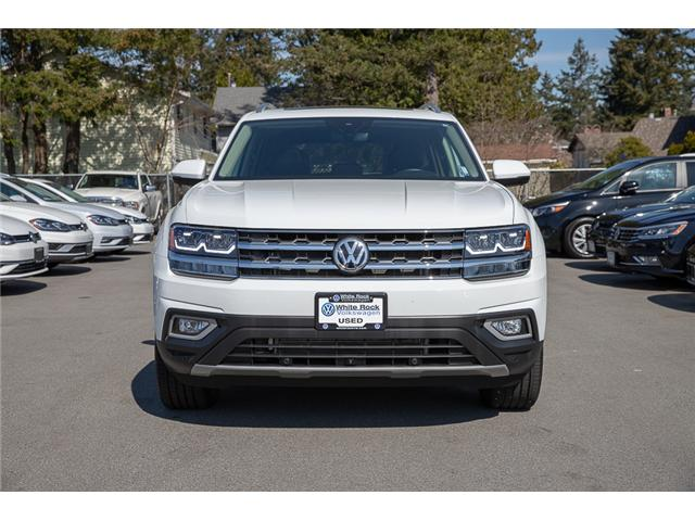 2018 Volkswagen Atlas 3.6 FSI Execline (Stk: VW0826) in Surrey - Image 2 of 29