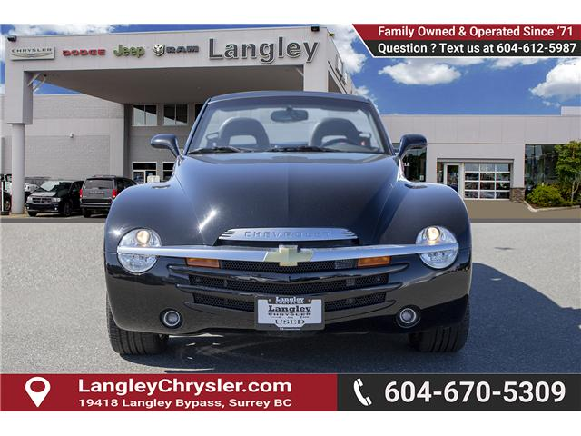 2003 Chevrolet SSR Base (Stk: EE902060) in Surrey - Image 2 of 21