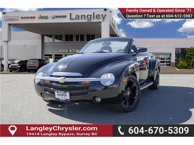 2003 Chevrolet SSR Base (Stk: EE902060) in Surrey - Image 3 of 21