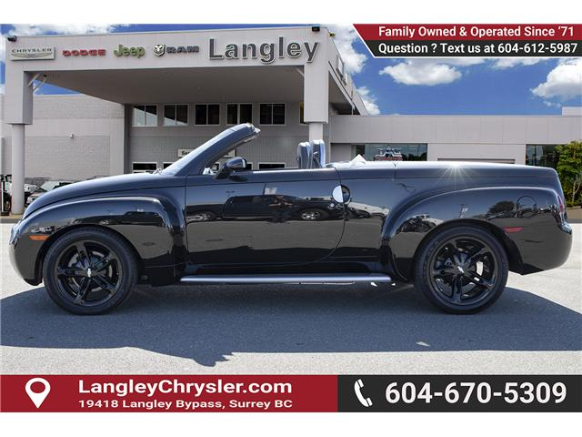 2003 Chevrolet SSR Base (Stk: EE902060) in Surrey - Image 4 of 21