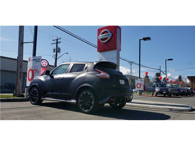 2016 Nissan Juke Nismo (Stk: 8F9795B) in Duncan - Image 2 of 3