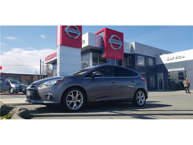 2014 Ford Focus Titanium (Stk: 9Q4947A) in Duncan - Image 1 of 2