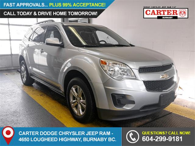2015 Chevrolet Equinox 1LT (Stk: 9-6049-0) in Burnaby - Image 1 of 23