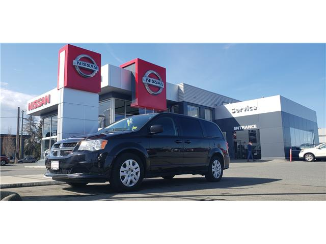 2015 Dodge Grand Caravan SE/SXT (Stk: 9P0964B) in Duncan - Image 1 of 3