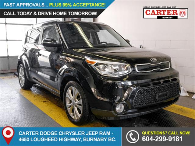 2016 Kia Soul EX (Stk: 9-6058-1) in Burnaby - Image 1 of 22