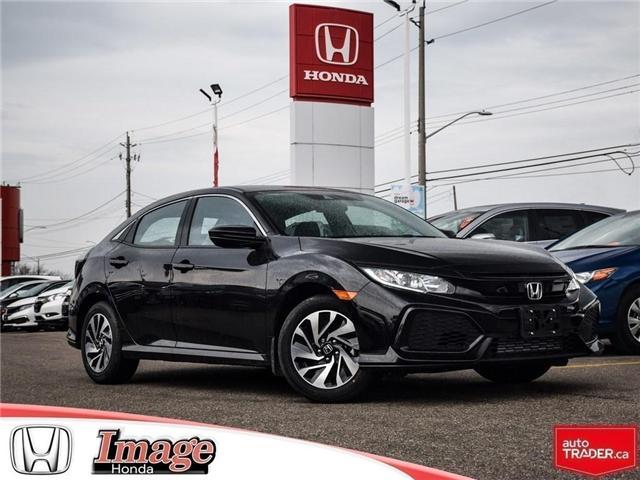 2019 Honda Civic LX (Stk: 9C490) in Hamilton - Image 1 of 17