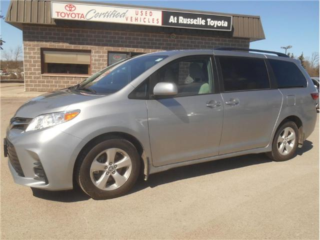 2018 Toyota Sienna  (Stk: U7287) in Peterborough - Image 1 of 22