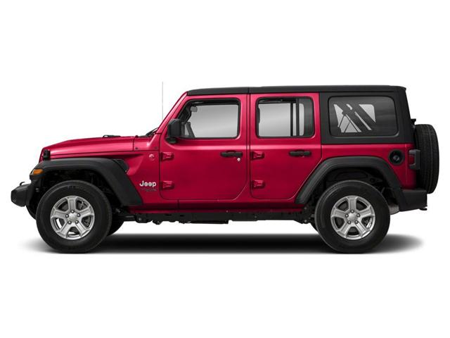 2018 Jeep Wrangler Unlimited Sahara (Stk: 181324) in Windsor - Image 2 of 9