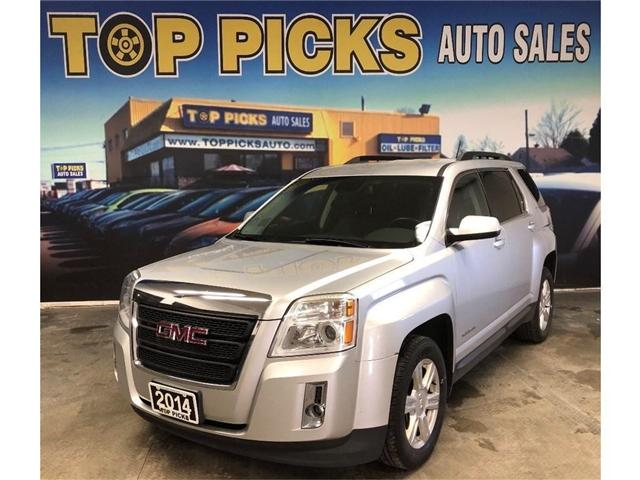 2014 GMC Terrain SLE-2 (Stk: 186066) in NORTH BAY - Image 1 of 25