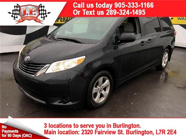 2017 Toyota Sienna  (Stk: 45849r) in Burlington - Image 1 of 14