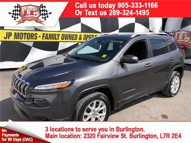 2015 Jeep Cherokee North (Stk: 46505) in Burlington - Image 1 of 25