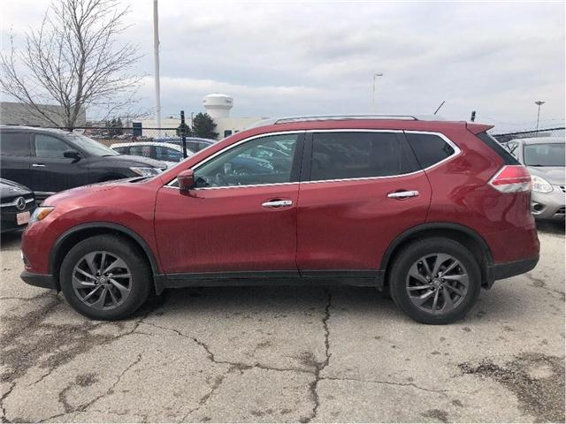 2016 Nissan Rogue SL-AWD-TECH-NAVIGATION -SUNROOF (Stk: U3033) in Scarborough - Image 2 of 21