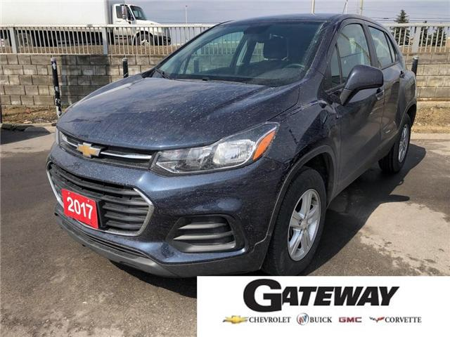 2018 Chevrolet Trax LS (Stk: 788989A) in BRAMPTON - Image 1 of 1