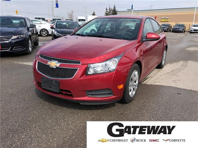 2012 Chevrolet Cruze LT|Remote Entry|Fuel Efficient| (Stk: 185169B) in BRAMPTON - Image 1 of 15