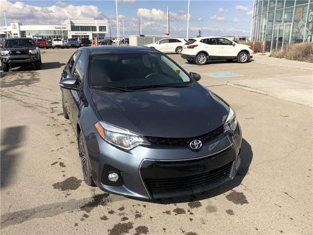 2016 Toyota Corolla  (Stk: 2801445A) in Calgary - Image 1 of 19