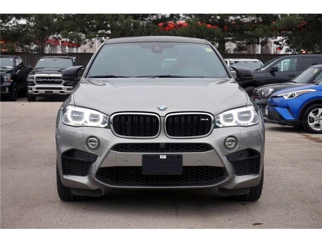 2017 BMW X6 M PREMIUM| MULTIFUNCTION SEATS| PARK DISTANCE (Stk: P3144) in Burlington - Image 2 of 49