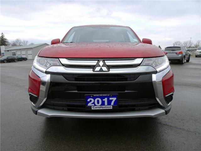 2017 Mitsubishi Outlander ES | AWD | HTD SEATS | BACKUP CAM | TOUCHSCREEN | (Stk: DR89) in Brantford - Image 2 of 30